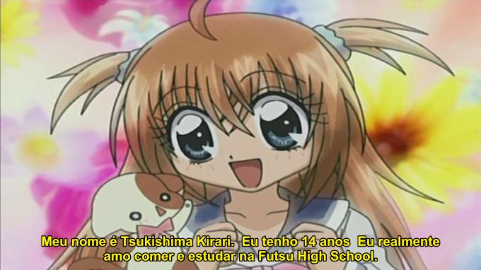 Kirarin Revolution Episódio 001 - Kirarin! Revolução do Ídolo!! Legendado Download 720p!