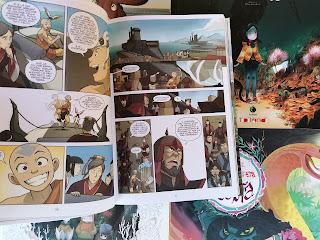 Avatar The Last Airbender La Promessa Gurihiru & Gene Luen Yang recensione