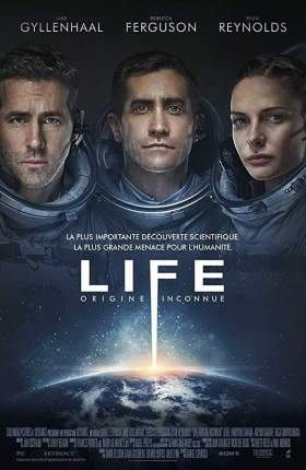Life 2017 Dual Audio Hindi 1GB BluRay 720p