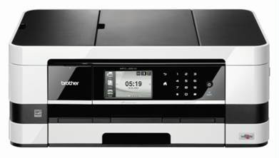 s ane of a form landscape printing technology allows for a sleek in addition to infinite Brother MFC-J2510 Driver Downloads