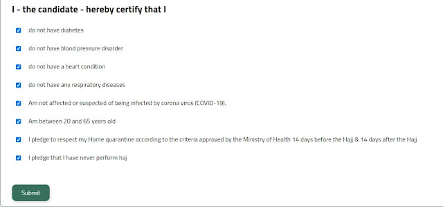 Procedure to register for Hajj 2020 (1441), only for Residents of Saudi Arabia 1 - Saudi-ExpatriatesCom-min