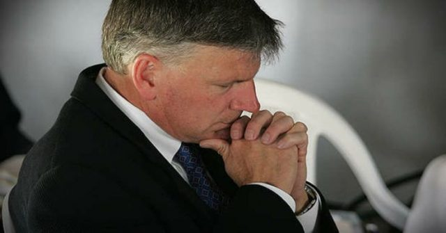 VIDEO Franklin Graham: 'Trump Will Stay President Until God's Vision Is Complete'