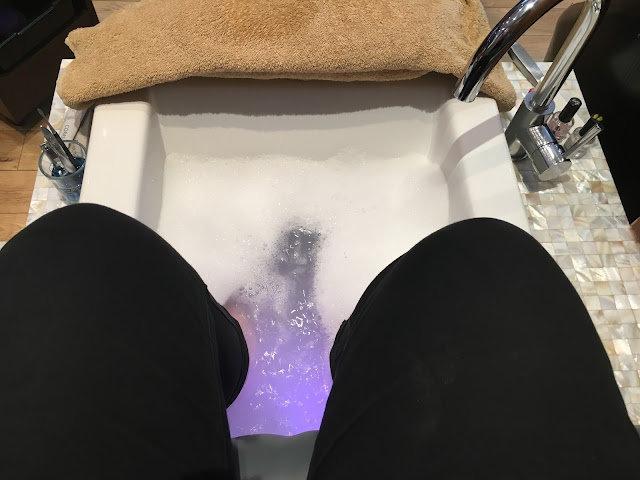 Boutique Spa Classic Pedicure
