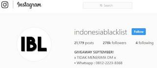 Cara Melaporkan Penipuan Online Shop Di Instagram Mudah Gallery Tekno