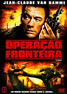 Operação Fronteira - DVDRip Dual Áudio
