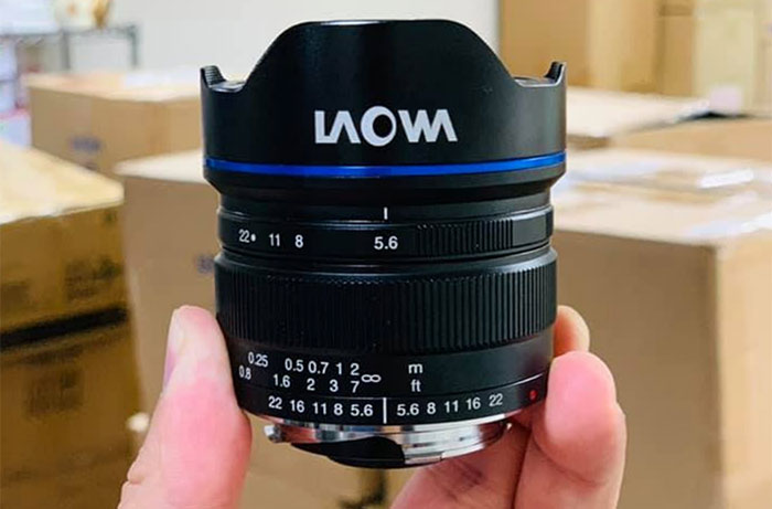 Laowa 9mm f/5.6