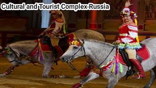 Cultural and tourist complex Russia Abrau-Durso