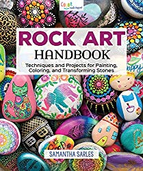 Rock Art Handbook by Samantha Sarles