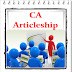 Article Assitants required for a CA firm in Mumbai