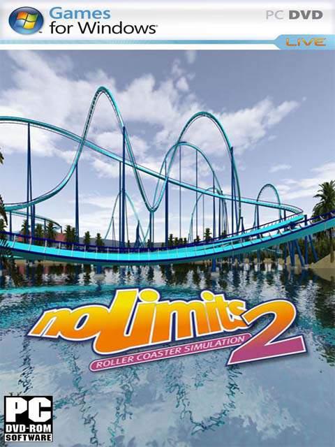 تحميل لعبة NoLimits 2 Roller Coaster Simulation مضغوطة كاملة بروابط مباشرة مجانا
