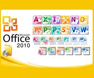 Microsoft OFFICE 2010 Pro Plus PRECRACKED