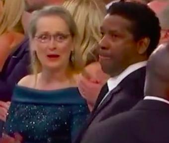 Meryl Streep Oscar 20017