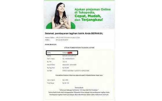 Cara Cek ID Pelanggan PLN Prabayar