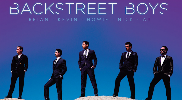 Backstreet's back to Cancun, alright!