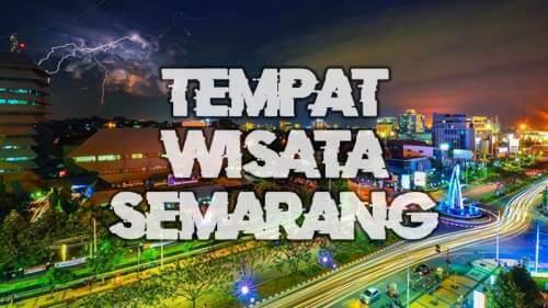Jalan-jalan Seru ke Objek Wisata di Semarang Tanpa Macet, Hemat Lagi!
