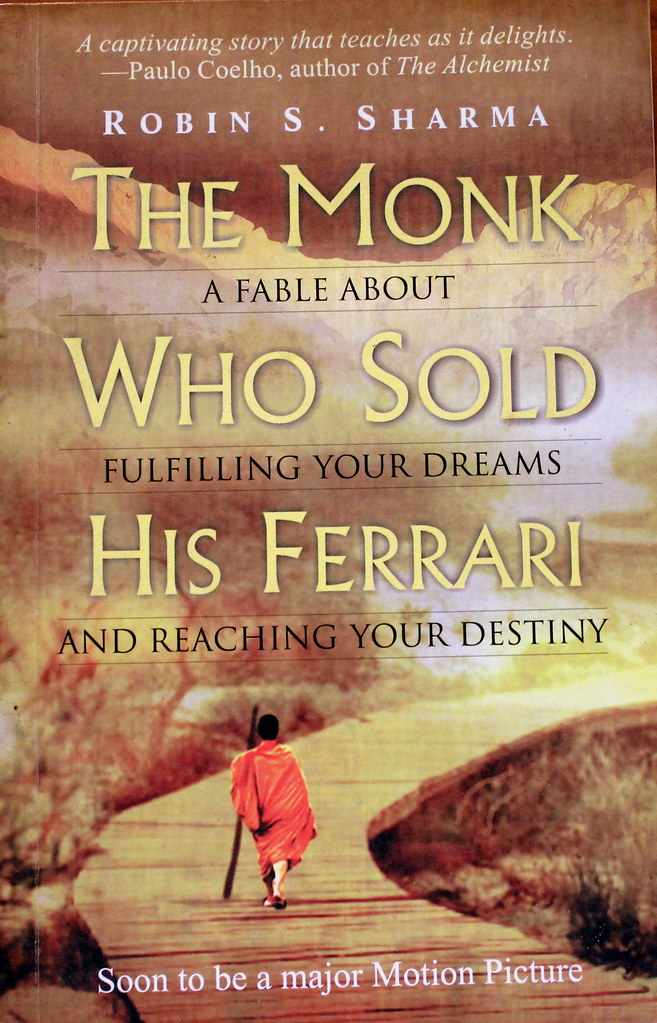 The Monk Who Sold His Ferrari Summary - Robin Sharma
