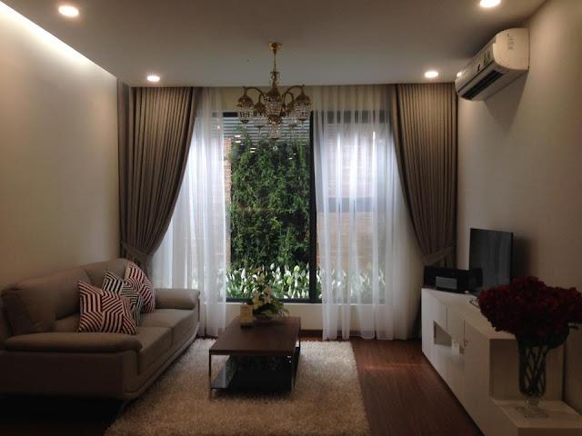 Nội thất căn hộ Eco green city