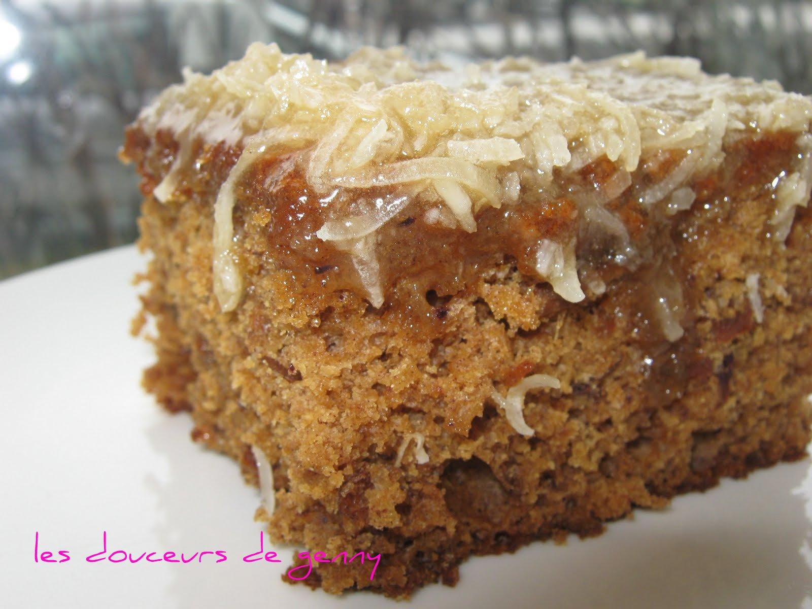 Recette De Cake Au Chocolat Et Caramel Au Berre Sak Ef Bf Bd