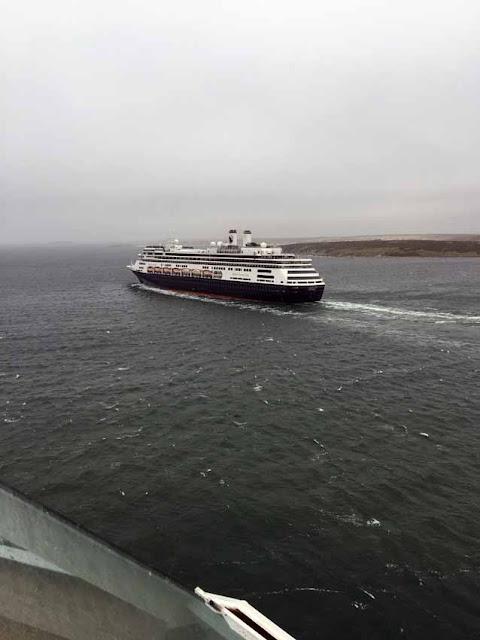 У Фолклендских островов