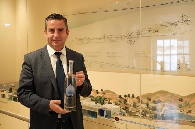 """""""A melhor solução para o Algarve é ir buscar água ao Rio Guadiana"""", entende António Eusébio, presidente da «Águas do Algarve»"""