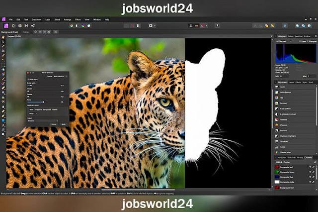 أصبحت Affinity Photo و Designer و Publisher أسرع الآن بما يصل إلى 10 مرات على Windows