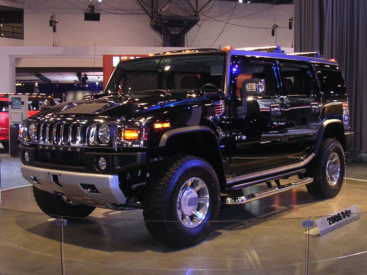 automobiles tout savoir sur les marques hummer h2. Black Bedroom Furniture Sets. Home Design Ideas