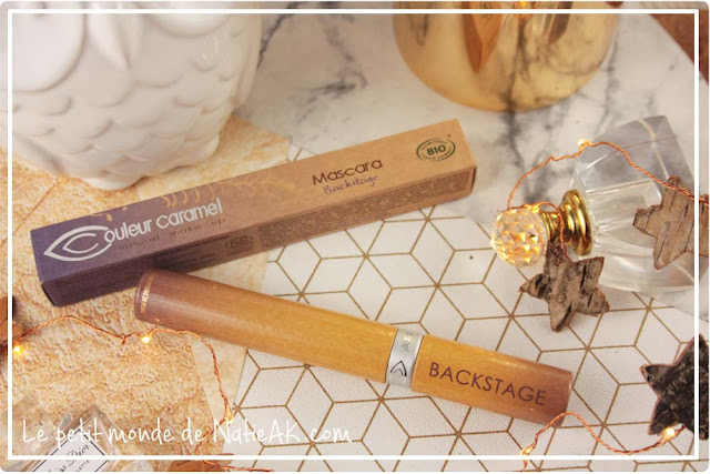Mascara blacktage bio  Couleur caramel