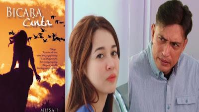 Sinopsis Novel Bicara Cinta Lakonan Adi Putra & Emma Maembong