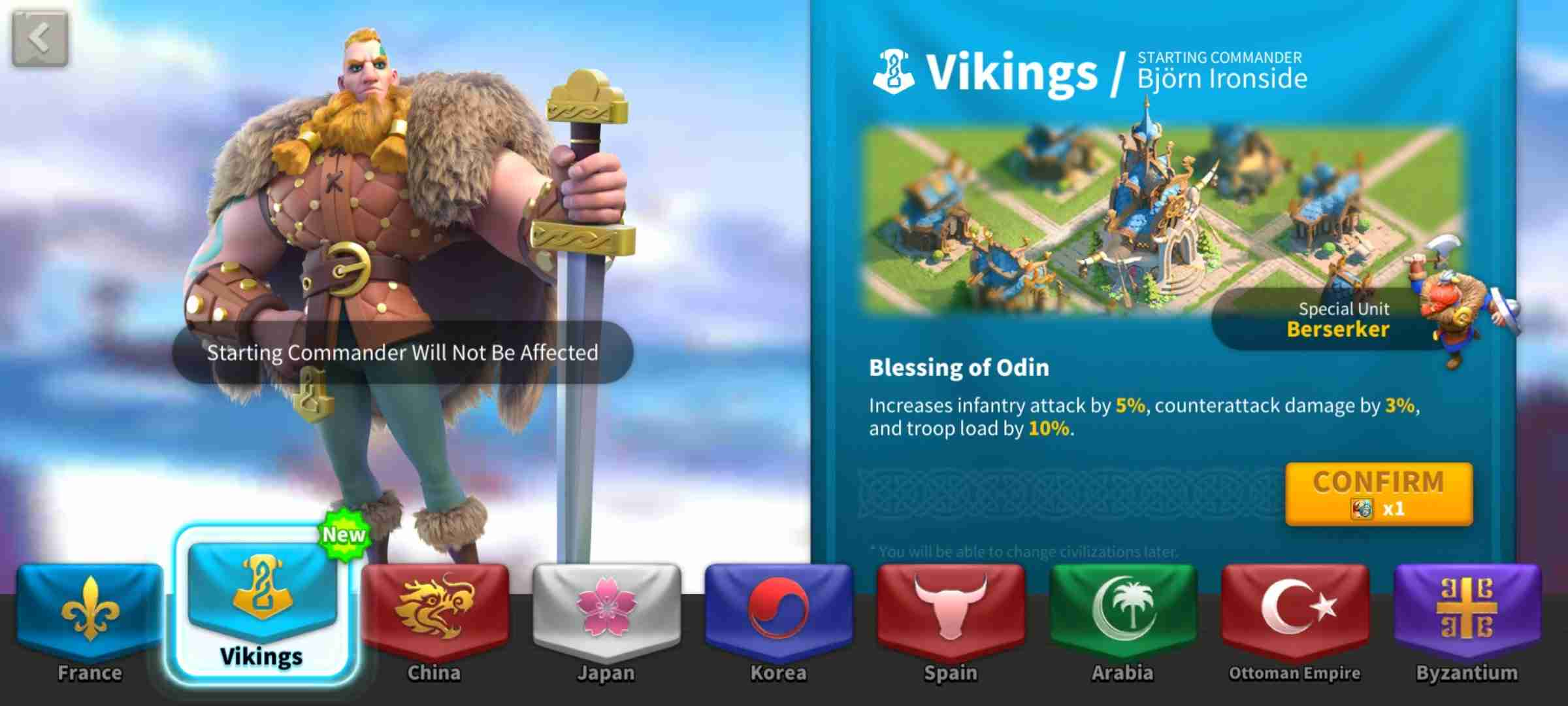 vikings ganti peradaban rise of kingdoms
