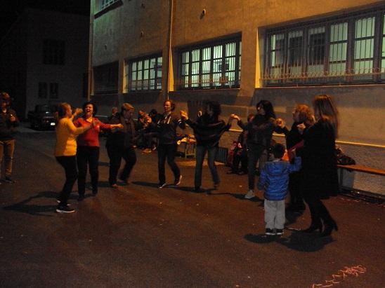 Το Εσπερινό Γενικό Λύκειο Ναυπλίου γιόρτασε την Τσικνοπέμπτη