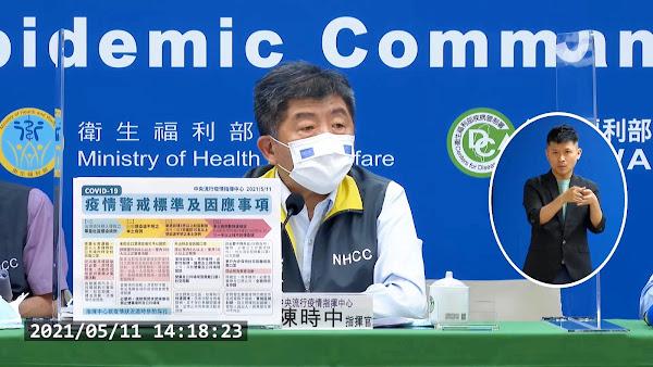 疫情警戒升至第二級 指揮中心祭6大防疫措施