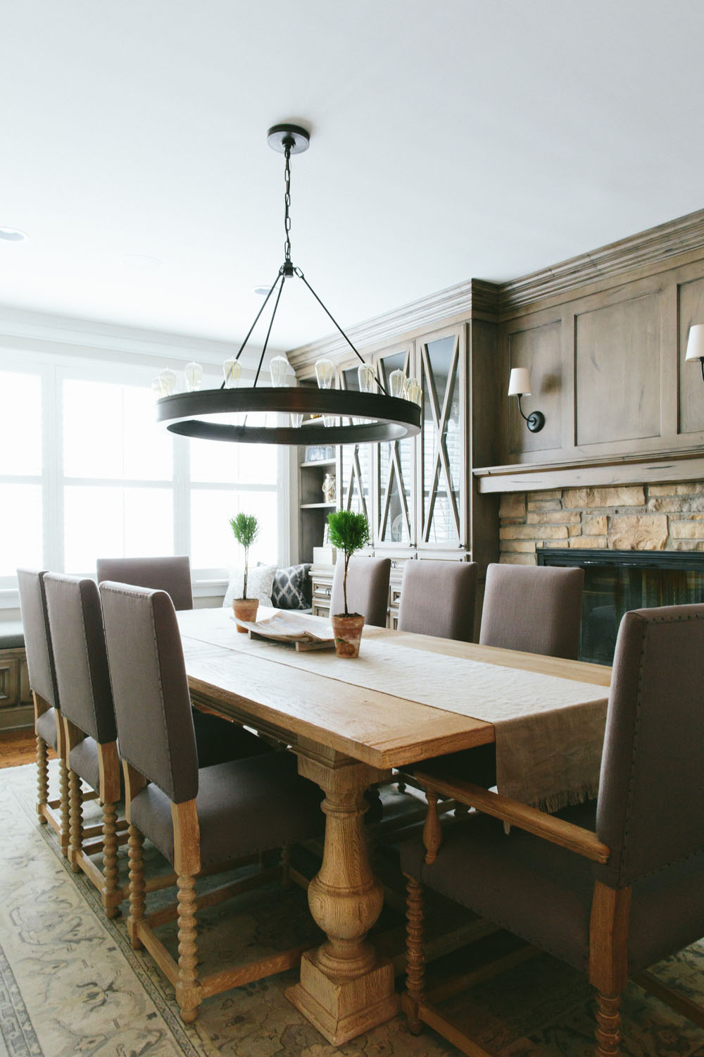 Decorated Mantel: Retreat To Cozy: Six Ideas To Help Make