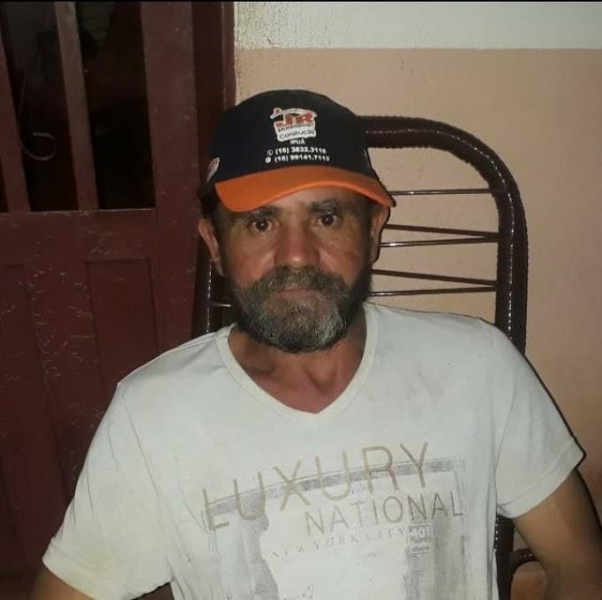 Elesbonense Edmar Araújo sofre infarto fulminante em mercadinho em Ipuã-SP e morre aos 46 anos; corpo será sepultado em Elesbão Veloso.