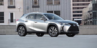 Harga Lexus UX  Terbaru 2018
