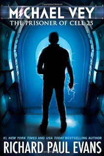 Review: Michael Vey: The Prisoner of Cell 25 by Richard Paul Evans