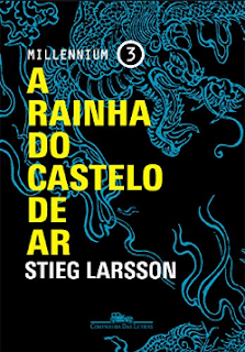 A rainha do castelo de ar mobi - Stieg Larsson