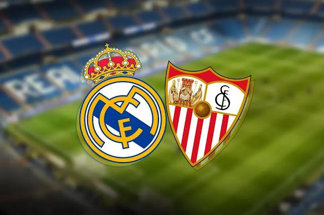 ريال مدريد بطل السوبر يستعد لموقعة صعبة ضد إشبيلية اليوم على ملعب سنتياجو برنابيو، تعرف على موعد المباراة والقنوات الناقلة
