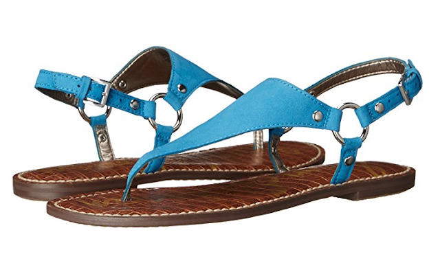 Sam Edelman Greta Flat Sandal for only $35 (reg $85)