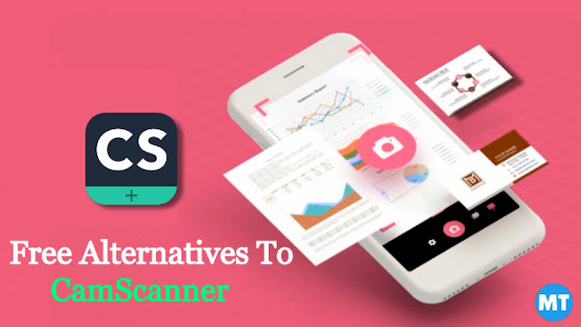 Free Alternatives To CamScanner App For Android And iOS