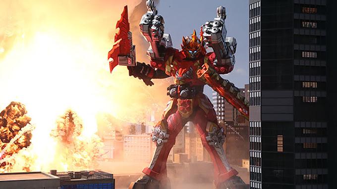 Kishiryu Sentai Ryusoulger Episode 12 Subtitle Indonesia