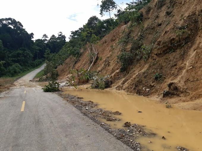 Longsor di Mambuni-buni, Satker Pelaksanaan Jalan Nasional Fakfak: Tim Sudah Bergerak Ke Sana