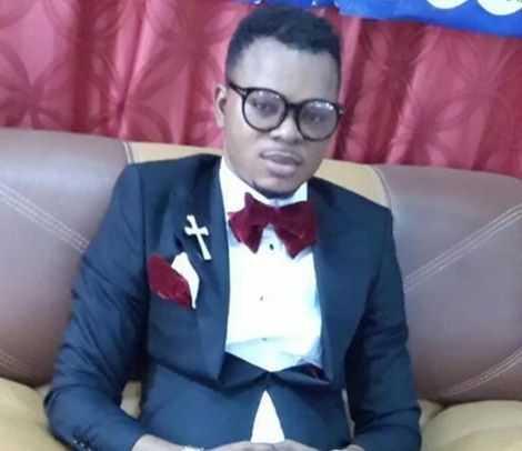 Bishop Obinim Communicates With Dead Man During Church Service