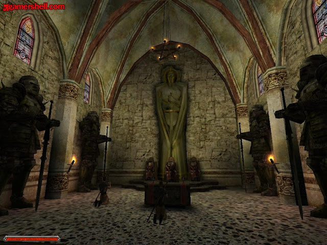 Gothic II Gold Edition Full Version Free Gameplay 1