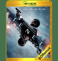 TENET (2020) IMAX BDREMUX 2160P HDR MKV ESPAÑOL LATINO