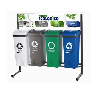 Un mundo para vivir es mundo para todos por ello cuida y - Colores para reciclar ...