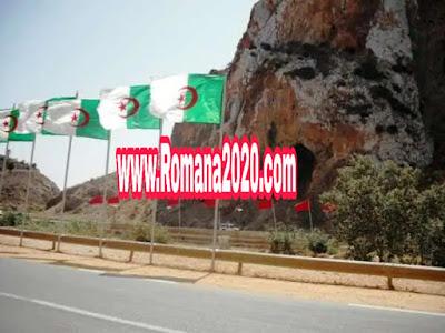 استطلاع للرأي 89 % من المغرب maroc مع فتح الحدود مع الجزائر algerie