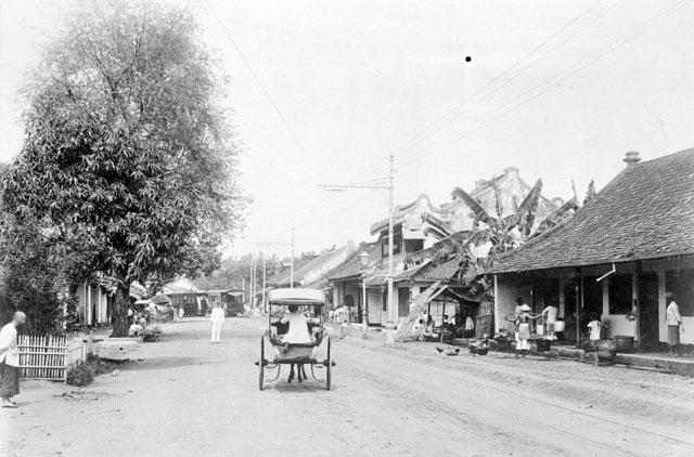 tanah abang tahun 1900