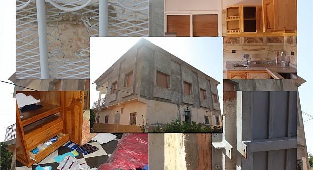 """سرقة ثلاثة منازل بصبرة ضواحي زايو ومخاوف من انتشار الظاهرة """"صور وفيديو"""""""