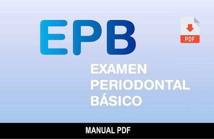 PDF: Examen Periodontal Básico - Guía SEPA