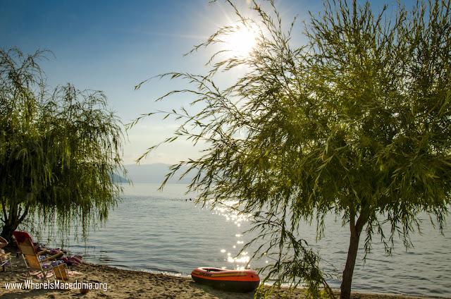 0897 dolno dupeni beach - Dupeni Beach, Prespa Lake